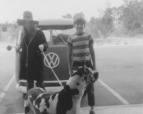 Me, Mortimer & Arlo Guthrie Hat